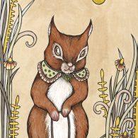 Squirrel - small