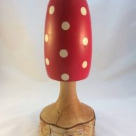 Birch (Painted Toadstool)